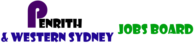 Penrith & Western Sydney Jobs Board